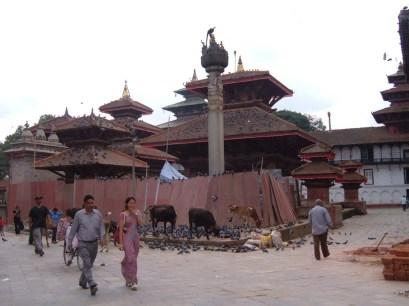 Darbar Square Kathmandu Nepal