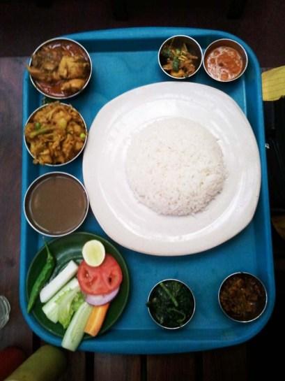 Food in Kathmandu