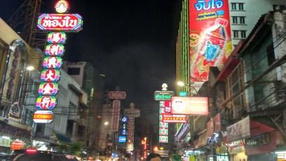 China town in Bangkok