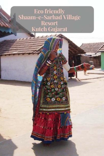 Shaam-e-Sarhad Village Resort Kutch Gujarat