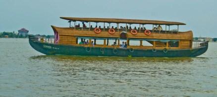Bolgatty Palace and Island Resort Boat