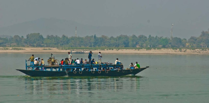 Boat Most Beautiful Places in India