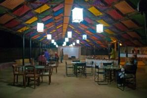 Dinning area Shaam-e-Sarhad Village Resort Kutch Gujarat