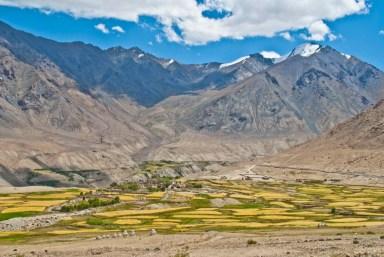 Leh to nubra valley via khardung la Diskit valley