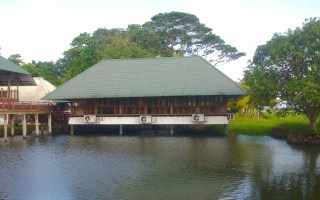 Restaurant in Waterscapes KTDC Backwater Resort