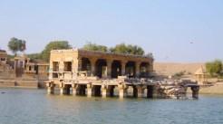 Gadisar Lake - Jaisalmer's places to visit