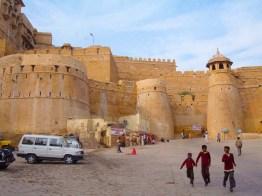 Jaisalmer Fort entry gate