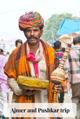 Ajmer and Pushkar Trip