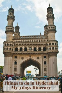 Things to do in Hyderabad India