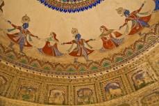 Chatri painting