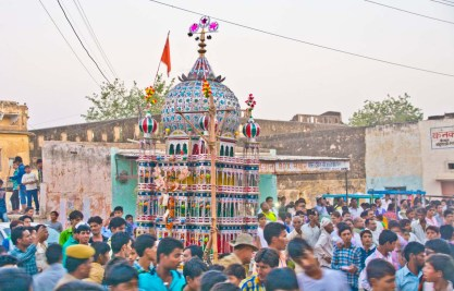 Moharram Tajia in Ramgarh