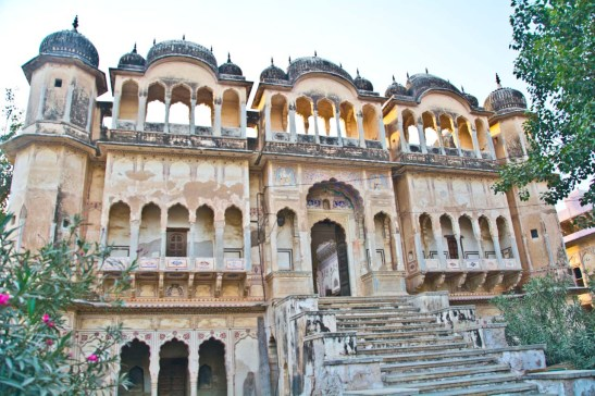 Ramgarh Rajasthan Temple