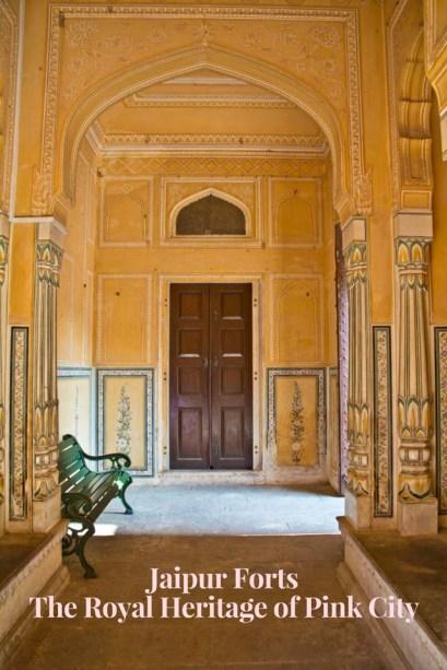 Jaipur Forts