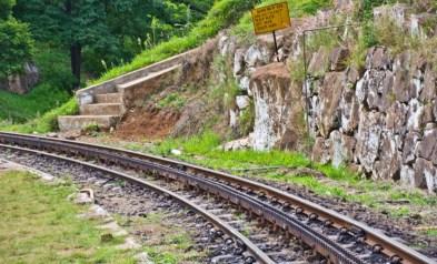 Abt rack and pinion system of Nilgiri Mountain railway