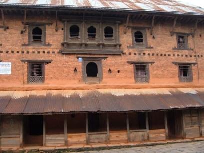 Old Bazaar of Pokhara Nepal