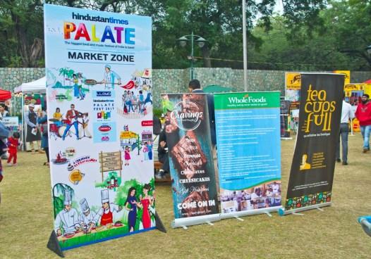 Palate fest market zone