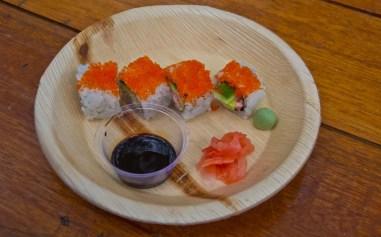 Palate fest sushi