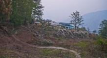 Nagarkot Nepal trails