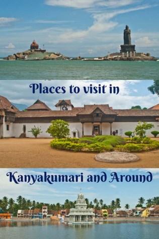 Places to Visit in Kanyakumari and Around