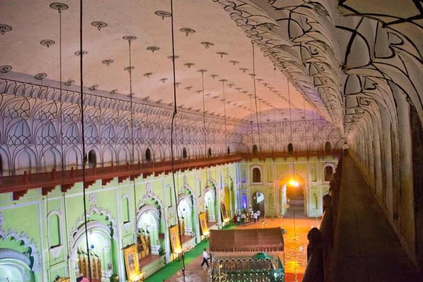 Bara Imambara Lucknow Balcony