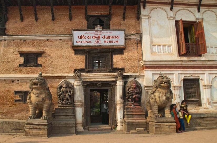 Bhaktapur Durbar Square museum