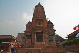 Bhaktapur Durbar Square temple
