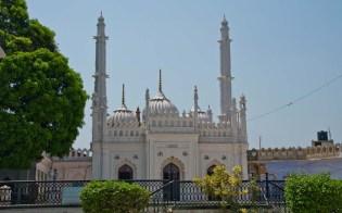 Chota Imambara Lucknow taj