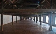 Padmanabhapuram Palace hall