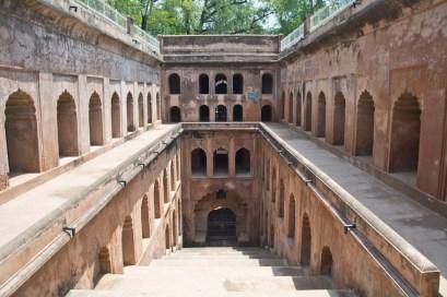 Shahi Baoli Bara Imambara Lucknow