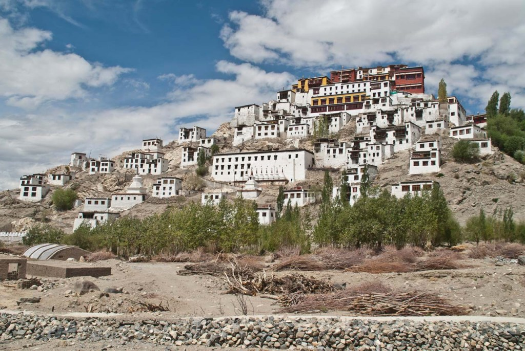 Pictures from India - Thiksey Monastery Ladakh
