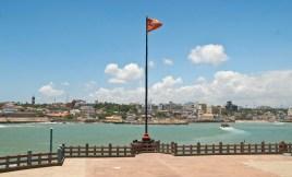 View from Vivekanand rock Kanyakumari
