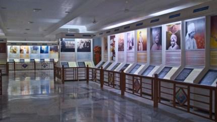 Vivekanand ashram Gallery Kanyakumari