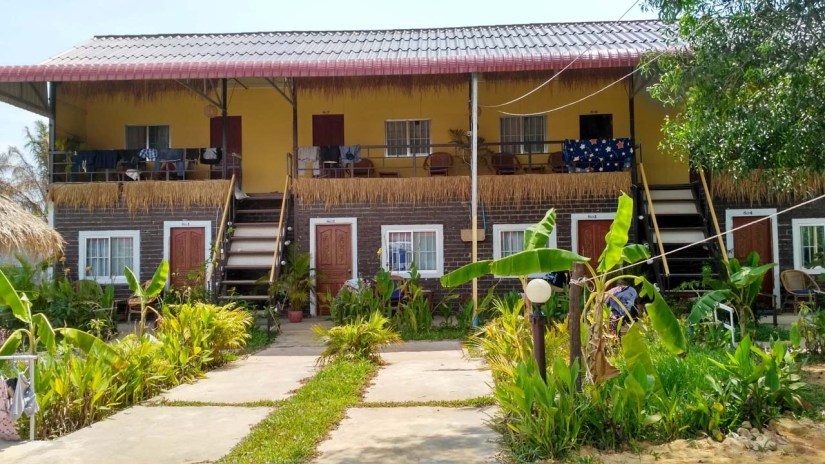 Hotel in Sihanoukville Cambodia