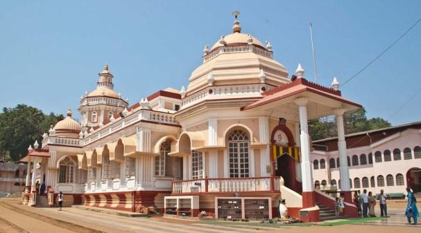 Manguesh temple in Goa