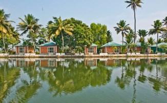Resort near Kerala Backwaters