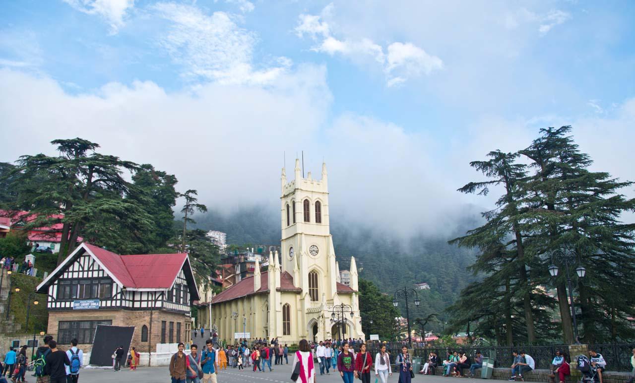 Delhi to Shimla – A Weekend in Queen of Hills
