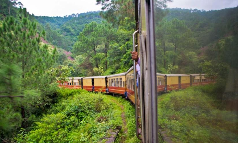 Kalka Shimla Toy Train