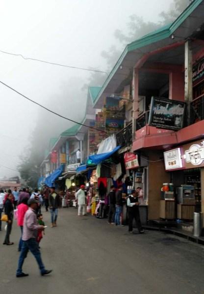 Lakkar bazar shimla
