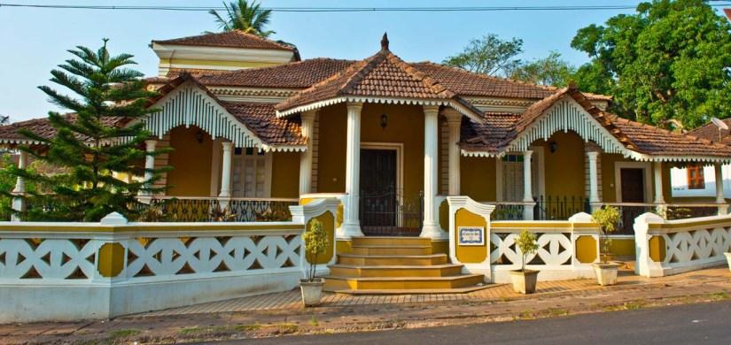 Portuguese House Goa