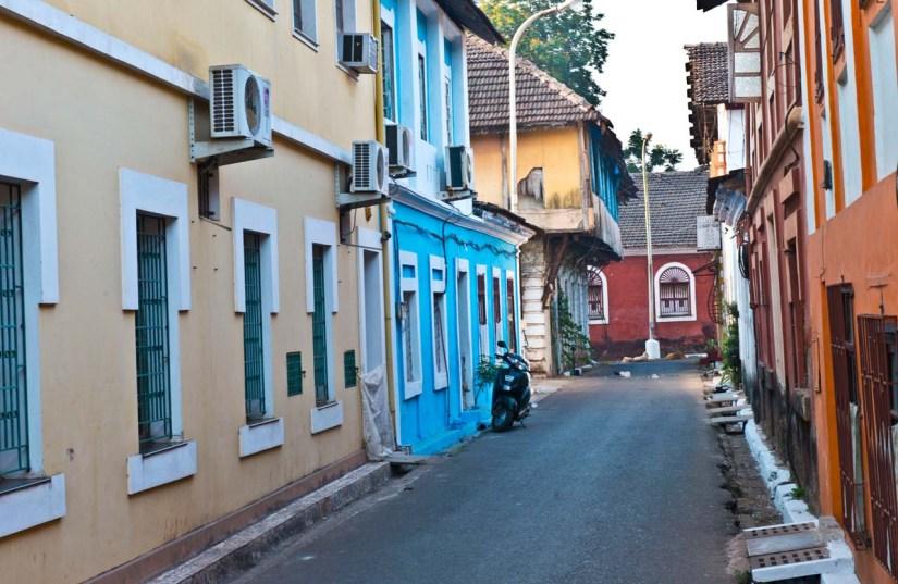 Portuguese Houses Goa