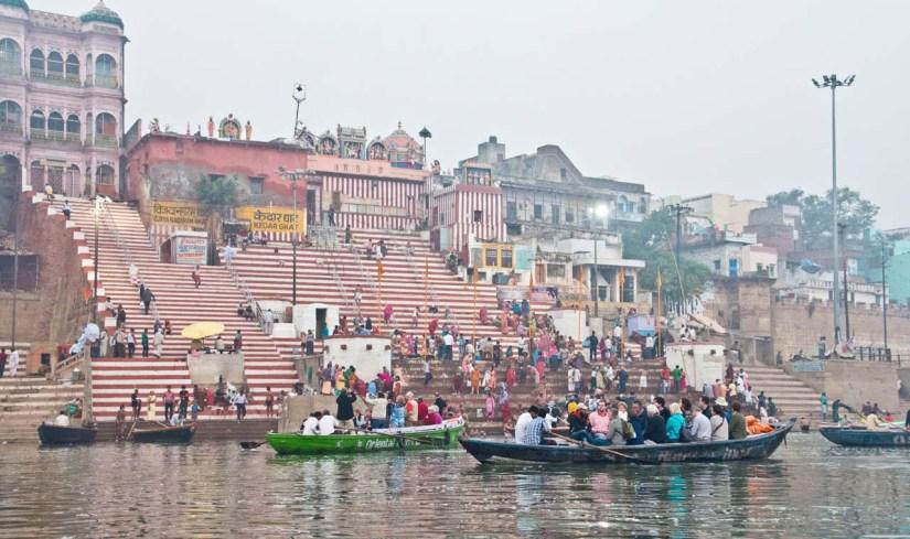 Kedar Ghat Varanasi