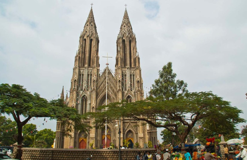 Saint Philomena's Church Mysore