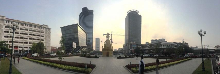Phnom Penh Cambodia Overview