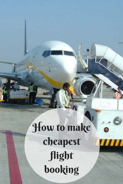 How to Make Cheapest Flight Booking