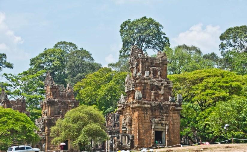 Baksei Cham Krong temple