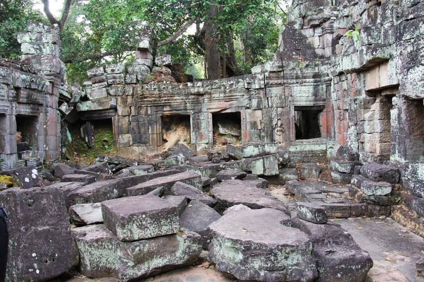 Preah Khan Temple, Siem Reap