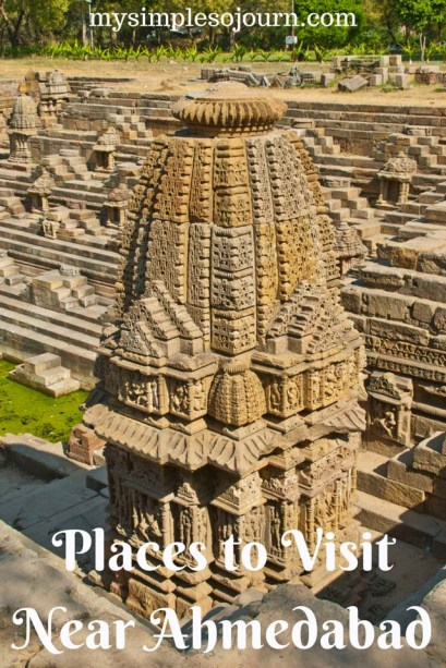 Places to Visit Near Ahmedabad in One Day