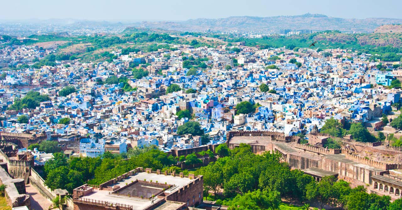 Places to visit in Jodhpur - India's Blue City