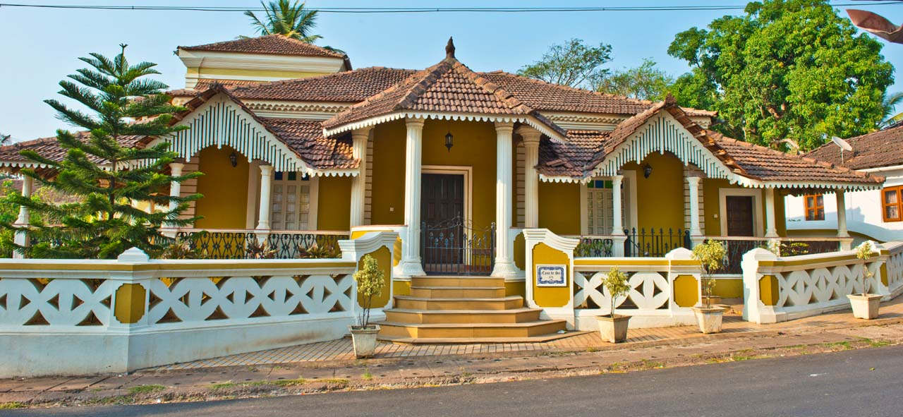 Susegad at Divar Island and Chorao Island of Goa