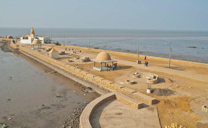 Koteshwar temple sea front